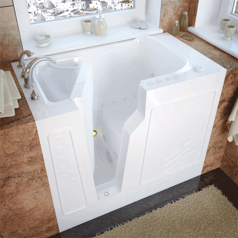 Sanctuary Walk-In Tub, 2646 Small